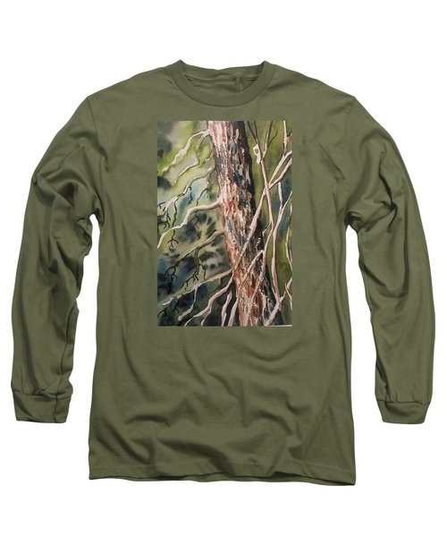 Pine Tree Long Sleeve T-Shirt