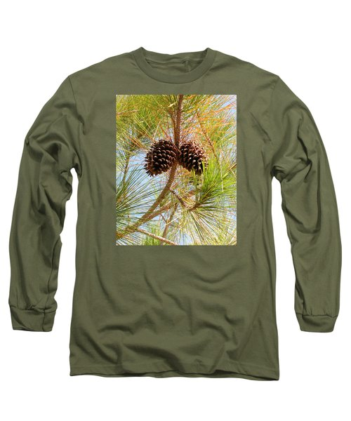 Pinecone's Long Sleeve T-Shirt