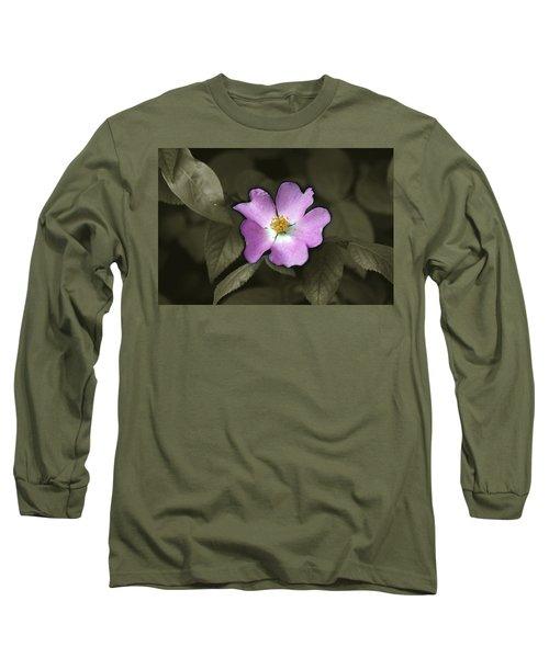 Prairie Rose Long Sleeve T-Shirt