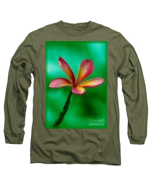 Pink Jasmin Long Sleeve T-Shirt