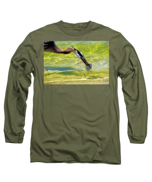 Plucked From The Sea Long Sleeve T-Shirt