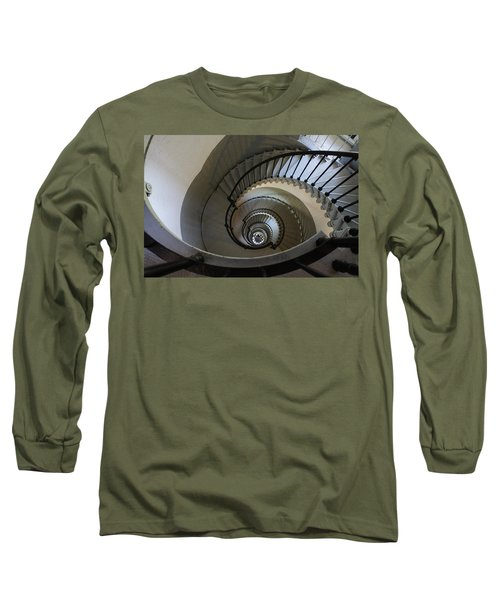 Ponce Stairs Long Sleeve T-Shirt