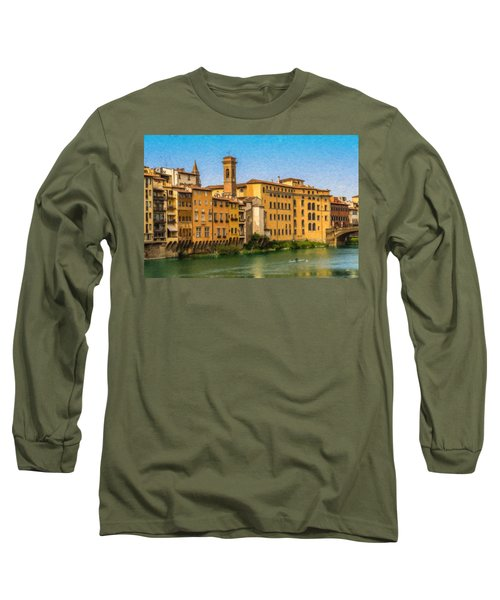 Ponte Vecchio Itl3304 Long Sleeve T-Shirt