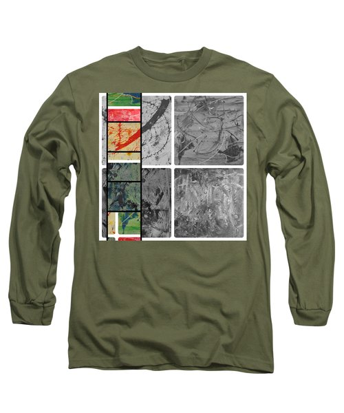 Long Sleeve T-Shirt featuring the photograph Poor And Rich by Sir Josef - Social Critic - ART