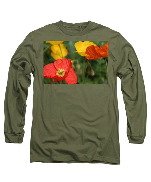Poppy Iv Long Sleeve T-Shirt