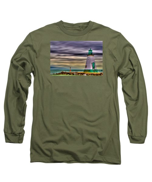 Port Dalhousie Lighthouse Long Sleeve T-Shirt by Jerry Fornarotto