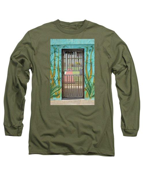 Porton Cerrado Long Sleeve T-Shirt