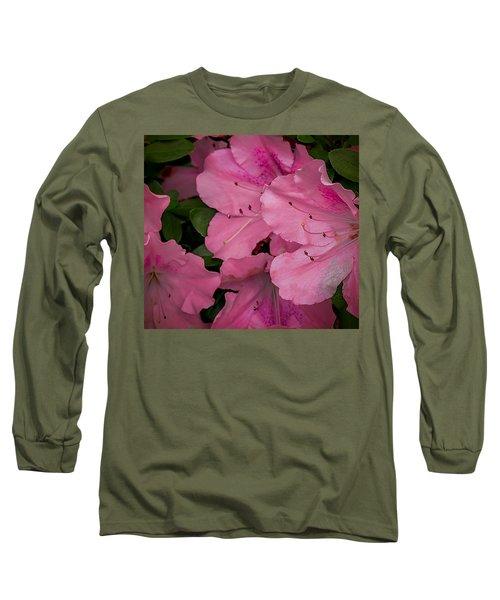 Premium Pink Long Sleeve T-Shirt