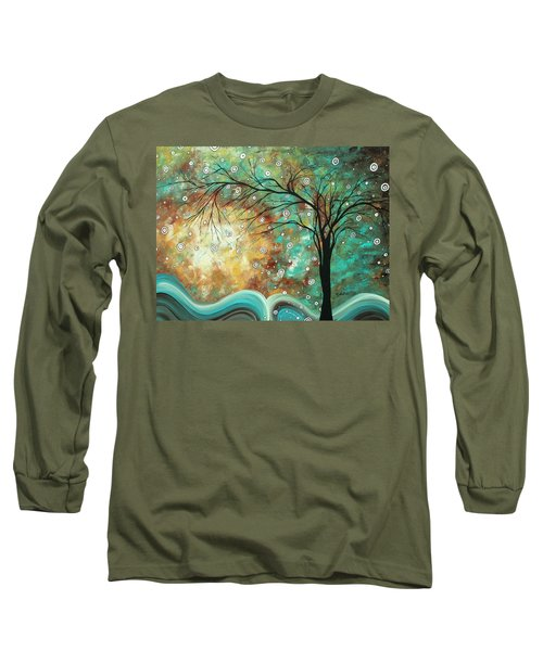Pretty As A Picture By Madart Long Sleeve T-Shirt