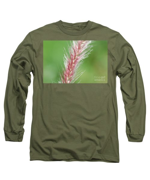 Long Sleeve T-Shirt featuring the photograph Pretty In Pink by Bianca Nadeau