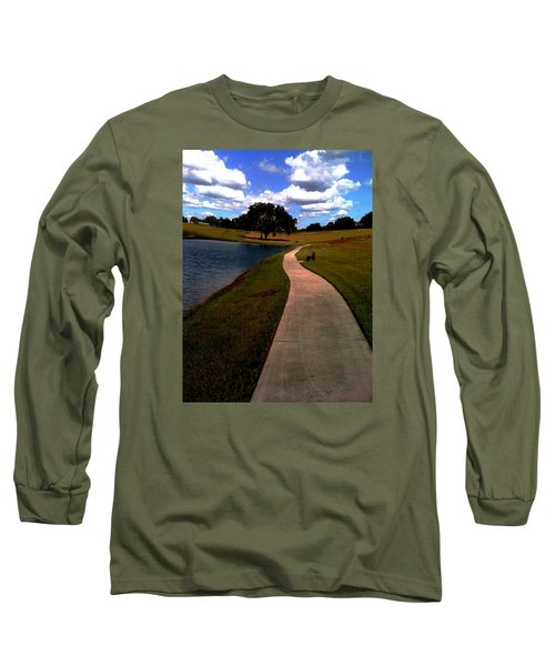 Private Park,fl. Long Sleeve T-Shirt