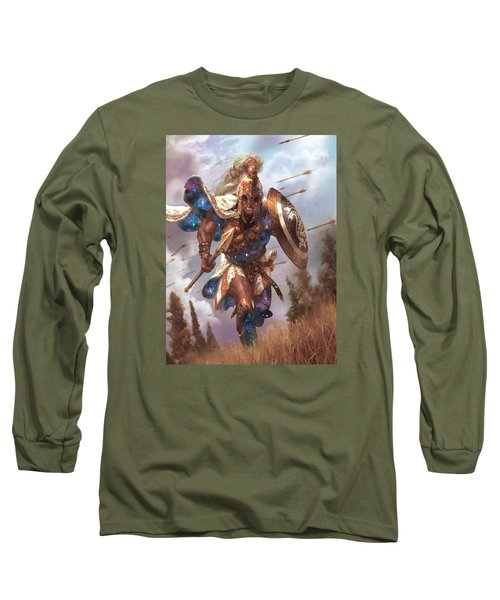 Promo Soldier Token Long Sleeve T-Shirt