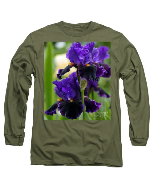 Purple Majesty Long Sleeve T-Shirt