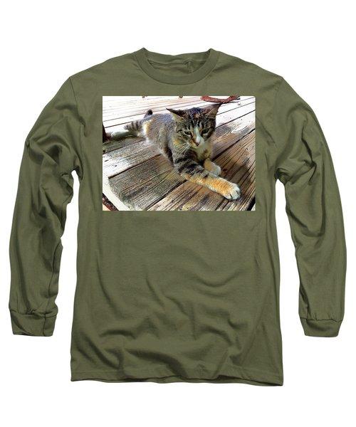 Queenie Long Sleeve T-Shirt