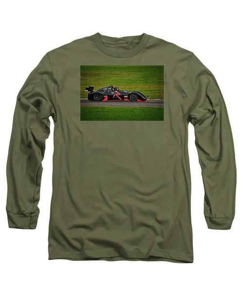 Long Sleeve T-Shirt featuring the photograph Radical Sr3 by Mike Martin