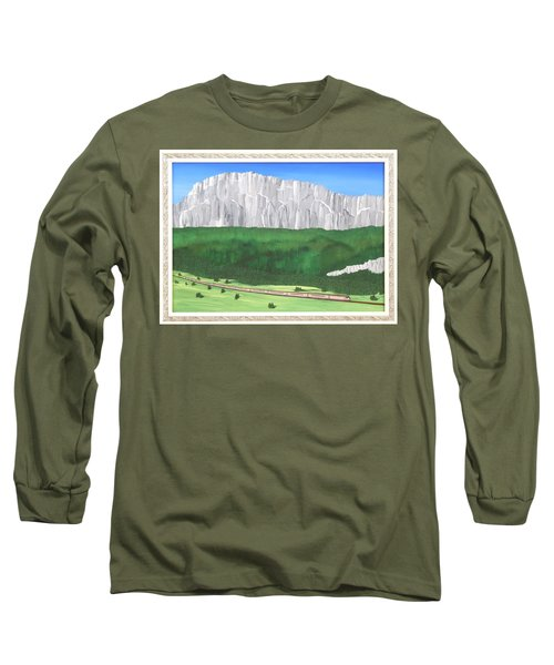 Railway Adventure Long Sleeve T-Shirt