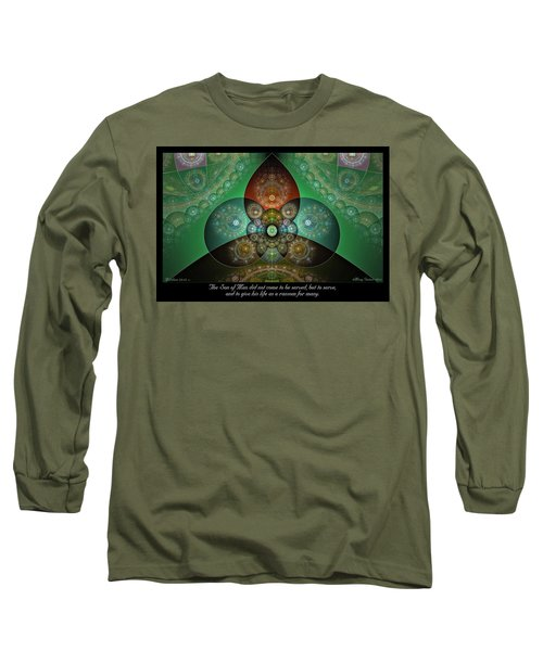 Ransom Long Sleeve T-Shirt