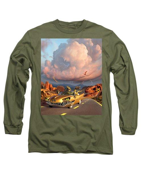 Rapt Patrol Long Sleeve T-Shirt