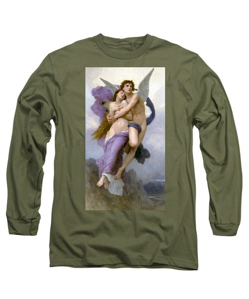 Rapture Of Psyche  Long Sleeve T-Shirt