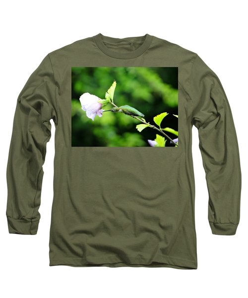 Reaching For Nectar Long Sleeve T-Shirt