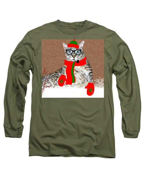 Ready For Winter Long Sleeve T-Shirt