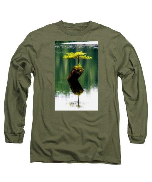 Rebirth  Long Sleeve T-Shirt by Marilyn Wilson