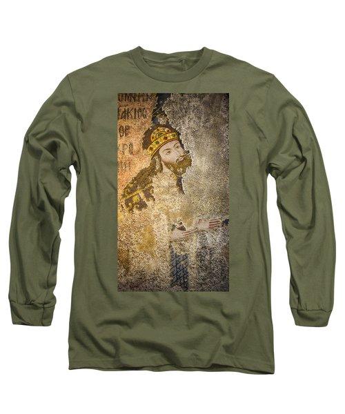 Receding Power Long Sleeve T-Shirt