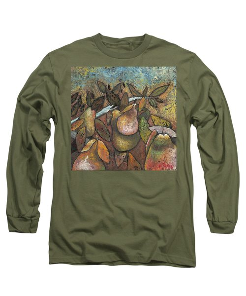 'recognized By It's Fruit' Long Sleeve T-Shirt