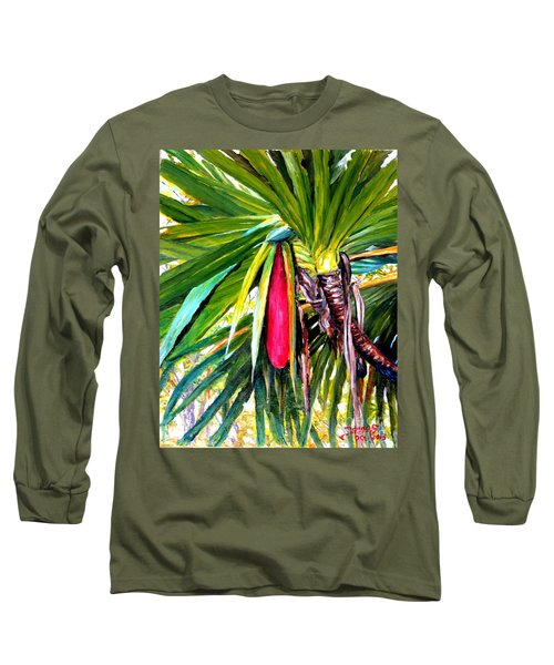 Red Fruit  Long Sleeve T-Shirt