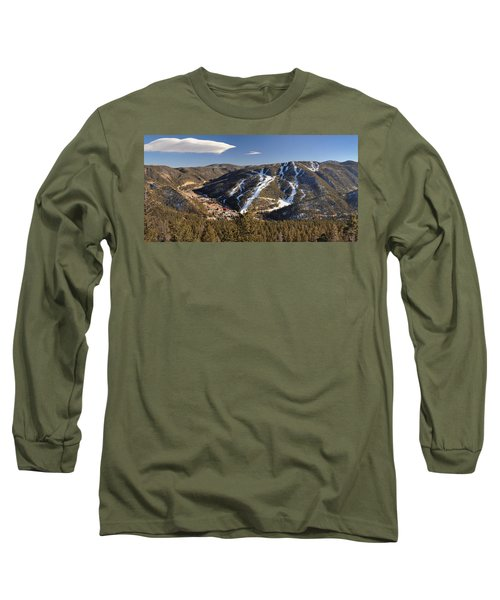 Red River In Spring Long Sleeve T-Shirt