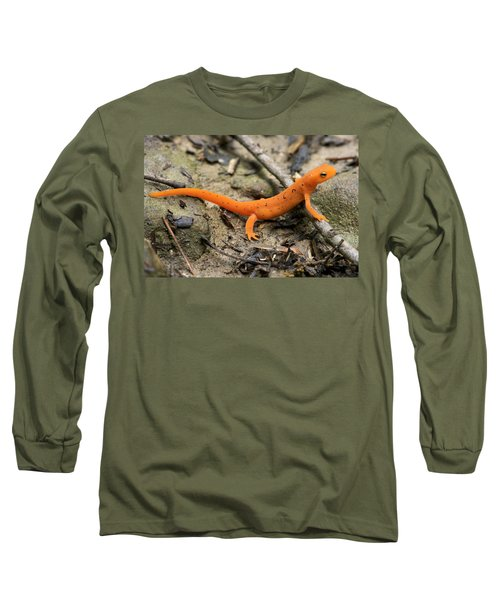 Red-spotted Newt Long Sleeve T-Shirt