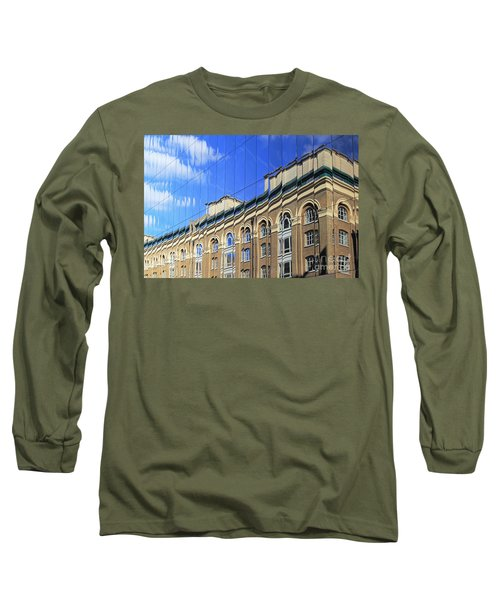 Reflected Building London Long Sleeve T-Shirt