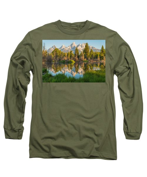 Reflecting On Everything Long Sleeve T-Shirt