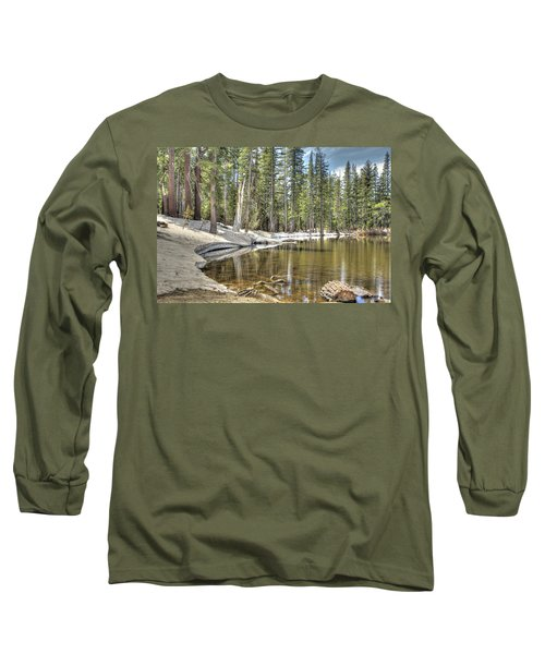 reflecting pond 2 Carson Spur Long Sleeve T-Shirt