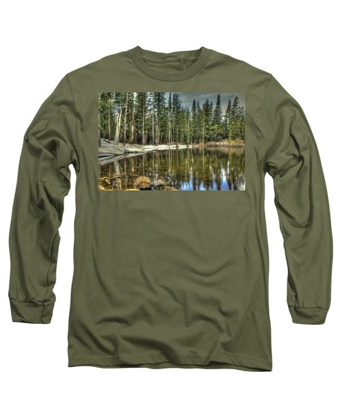 reflecting pond Carson Spur Long Sleeve T-Shirt