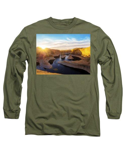 Reflection Canyon Long Sleeve T-Shirt