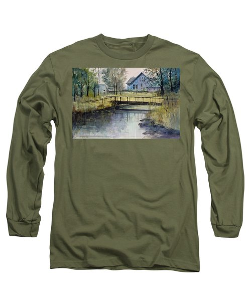 Reflections #2 Long Sleeve T-Shirt