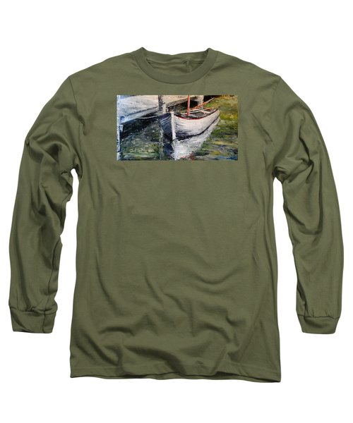 Reflections Long Sleeve T-Shirt by Alan Lakin