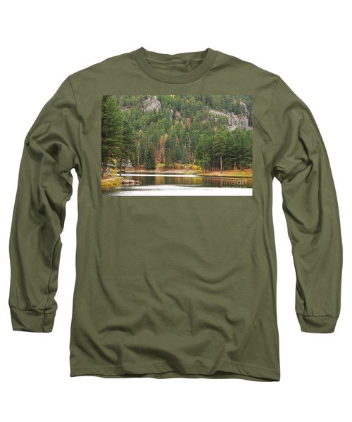 Reflections Long Sleeve T-Shirt by Mary Carol Story