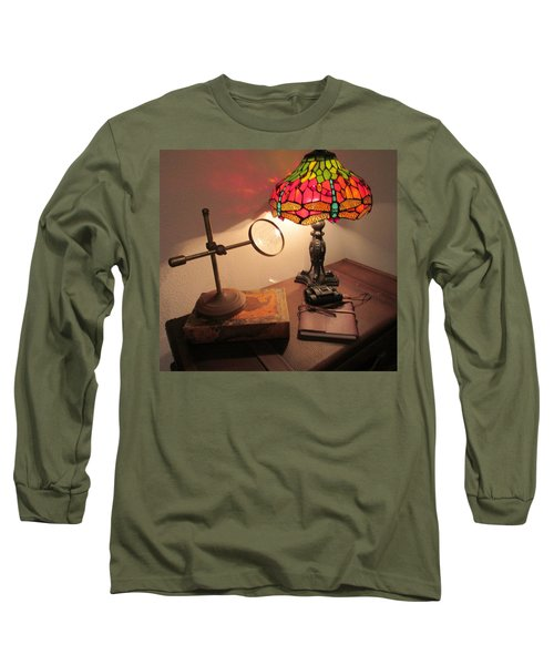 Reflections Of An Earlier Time Long Sleeve T-Shirt