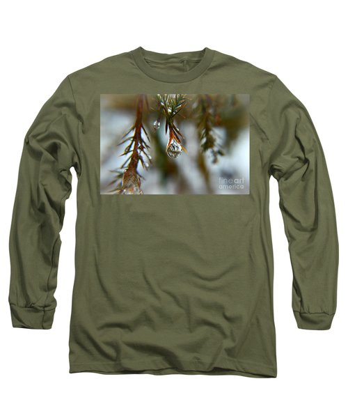 Reflections Of Beauty Long Sleeve T-Shirt