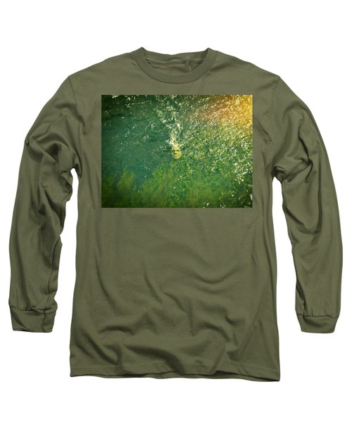 Reflections Of Time Long Sleeve T-Shirt
