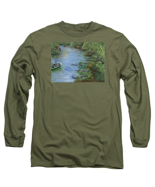 Refuge? Long Sleeve T-Shirt