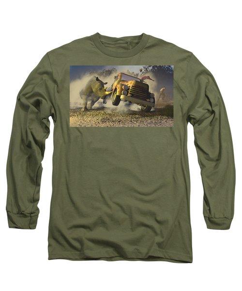 Relative Mass Long Sleeve T-Shirt