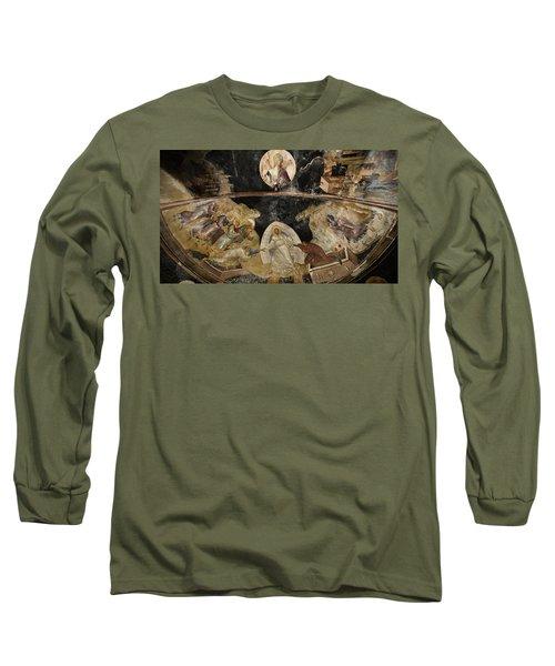 Resurrection Of Adam And Eve Long Sleeve T-Shirt