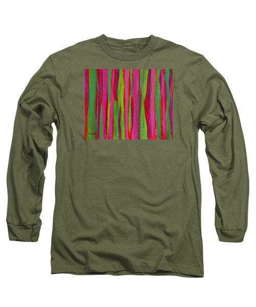 Ribbons Long Sleeve T-Shirt