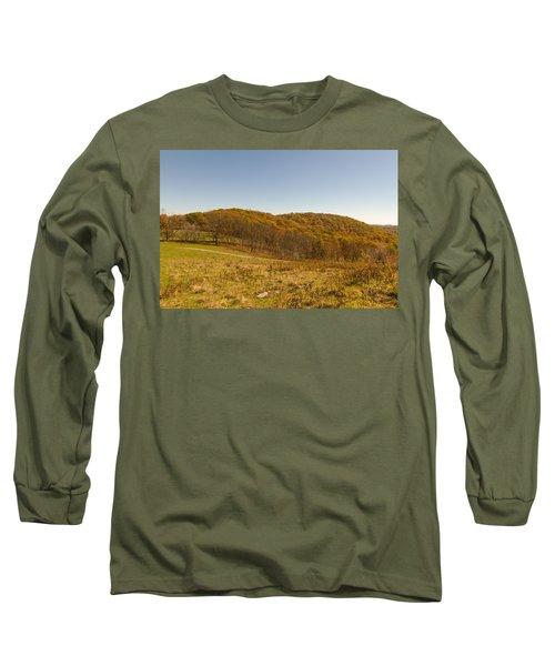 Rich Mountain Autumn Long Sleeve T-Shirt
