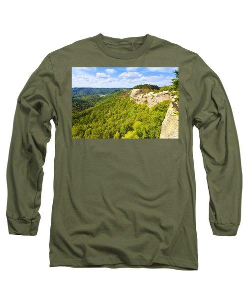 Ridge Top View Long Sleeve T-Shirt