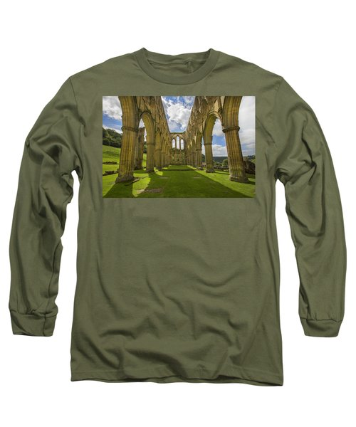 Rievaulx Abbey Long Sleeve T-Shirt