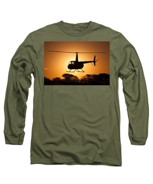 Robbie Sun Long Sleeve T-Shirt